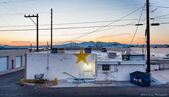 Behind the city - Havasu Lake (Bust it Away Photography) Tags: city sunset lake havasu tumblr bustitawayphotography