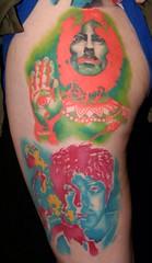 Tattooing by Brandon Notch... #tattooartist #brandonnotch #tattoo #artist #artwork #topnotch #tattoo #tattooart #tattooing #sacredsaint #sacredsainttattoo #Brandon #Notch (Top Notch Tattoos By Brandon Notch) Tags: tattoo artwork artist brandon tattoos beatles johnlennon ringostarr georgeharrison notch topnotch tattooart tattooing petebest brandonnotch tattooartist stuartsutcliffe sacredsaint sacredsainttattoo thebeatlesbandmemberspaulmccartney thebeatlesbandpaulmccartney