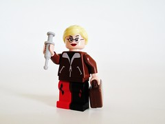 Harleen Quinzel (Julius No) Tags: love lego harley batman quinn joker series animated mad