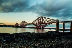 Forth Rail Bridge (Thomas Brannan) Tags: forth rail bridge scotland