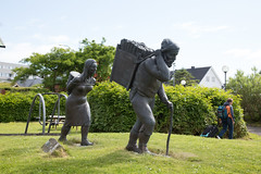 More sculpture around Torshavn (kaszeta) Tags: faroeislands trshavn streymoy fo