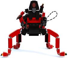 Beetle edition front - small (DraikNova) Tags: lavaria lava demon beetle mech mecha nexoknights nexo knights legonexoknights lego legodigitaldesigner ldd