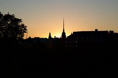 Sunset in Helsinki (jussitoivanen) Tags: helsinki sunset finland city urban