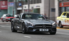 Mercedes-Benz, AMG GTs, Causeway Bay, Hong Kong (Daryl Chapman Photography) Tags: mercedes benz amg gt gts german causewaybay 1d mkiv car cars auto autos automobile canon eos is ii 70200l f28 road engine power nice wheels rims hongkong china sar drive drivers driving fast grip photoshop cs6 windows darylchapman automotive photography hk hkg bhp horsepower brakes gas fuel petrol topgear headlights worldcars daryl chapman sw849