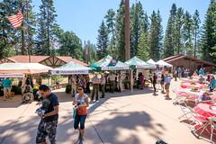 Loomis Plaza (LassenNPS) Tags: area centennial dayinthepark event manzanitalake npspublicdomain california unitedstates us
