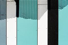 Daycare Wall 2 (pni) Tags: shadow wall architecturaldetail kalasatama fiskehamnen helsinki helsingfors finland suomi pekkanikrus skrubu pni