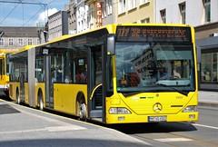 Mlheim an der Ruhr, Friedrich-Ebert-Strae 24.08.2010 (The STB) Tags: mlheimerverkehrsgesellschaft mvg mlheim stadtmitte bus autobus autobs busse ruhr mercedes benz o530 citaro o50g