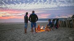en-famille-sur-la-plage-bis-LM+35-1003092 (mich53 - Thanks for 3000000 Views!) Tags: sunset plage beach paysage leicamtype240 summiluxm35mmf14asph soir lespieux vacances 2o16 hollandais amis famille sable brasero tlmtre normandie manche cotentin normandy