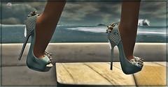 Celestina's Wedding @ In your shoes 2016 (MVLA Organization) (MISS V ANDORRA 2016 - MISSVLA ARGENTINA 2017) Tags: shoes inyourshoes2016 mvla missvirtuallatinoamerica fashion blue celestinaswedding highheels luxe elegant