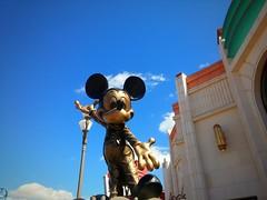 Mickey (#Etun) Tags: disney paris mickey magic disneyland park lg g3 lgg3