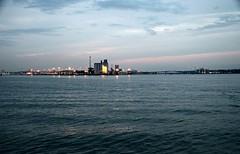 Dock Lights (tonydickins) Tags: southampton docks twilight lights water southamptonwater itchen bridge