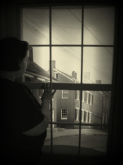 Dawn- Window to the Past 3 (Photo Squirrel) Tags: window woman wife civilwar monocacybattlefield
