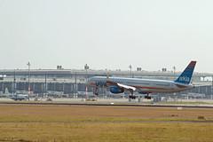 Berlin SXF 16.9.2016 Boeing 757-300 arkia (rieblinga) Tags: sxf berlin schnefeld arkia boeing 757300 1692016 ber