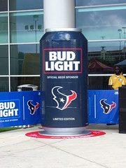 IMG_4876 (grooverman) Tags: houston texans nfl football game nrg stadium texas 2016 budweiser plaza canon powershot sx530