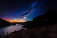 'Milky Lake' (JEMiguel007) Tags: tokina nikon california astro night dark landscape milkyway lake lakechabot