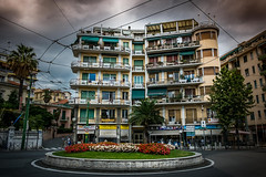 An Apartment view San Remo (Paul Griffiths Photos) Tags: ifttt 500px sanremo italy italia travel street photography fuji fujifilm xpro1