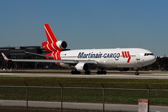 PH-MCP MD-11CF Martinair (eigjb) Tags: florida usa february 2016 aircraft airplane transport plane spotting aviation phmcp md11cf md11 martinair cargo freighter kmia mia miami international airport mcdonnell douglas