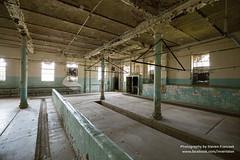 1B5A6415.jpg (invertalon) Tags: ohio state reformatory mansfield oh prison haunted ghost abandon paranormal canon 1635mmf4lis 1635mm llens 5d 5dmarkiii 5d3 invertalon historic osr leviscofield preservation