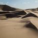 O desenho das dunas