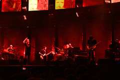 Arend- 2016-09-11-233 (Arend Kuester) Tags: radiohead live music show lollapalooza thom york phil selway ed obrien jonny greenwood colin clive james rock alternative amoonshapedpool
