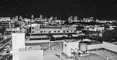 View of the skyline of Miami Beach's South Beach neighborhood (Jorge Marco Molina) Tags: miami florida usa sunshinestate miamidadecounty southflorida sobe miamibeach southbeach urban skyline condominium highrise downtown city cityscape vacation cosmopolitan metro metropolitan metropolis hotel residential realestate commercialproperty