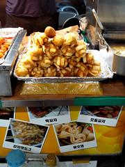 Yakatori Chips (itchypaws) Tags: yakatori chips skewers dongdaemun 2016 holiday vacation asia far east south korea seoul