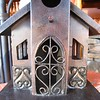 birdhouse (muffett68 ☺ heidi ☺) Tags: ansh scavenger7 unique door metal birdhouse