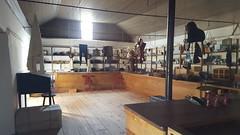 The supply room Fort Laramie NHS
