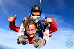 (mathieufournel) Tags: skydiving sky flying jumping blueskies parachute action sports