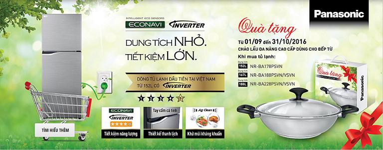 Dòng tủ lạnh đầu tiên tại Việt Nam từ 152L có Inverter tiết kiệm điện đã có mặt tại Trần Anh
