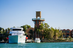 Gouna - 1 (Ahmed Ammash) Tags: gouna sea egypt blue