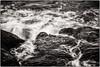 Sea Motion (Chenxi Ni) Tags: water outdoor lanscape motion seascape seamotion sea seaside seaview coast mono bw rock stone isleofportland portlandbill blackandwhite nikon d800 70200mm f4 nikon70200mmf4g