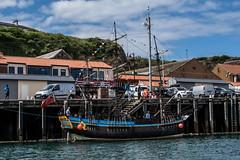 replica (pamelaadam) Tags: whitby engerlandshire sea boat august summer 2016 holiday2016 digital fotolog thebiggestgroup