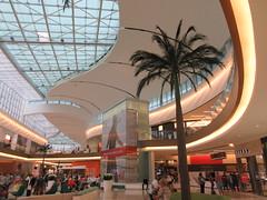 Faux palm in Grand Court, Mall of San Juan, Puerto Rico (Paul McClure DC) Tags: sanjuan puertorico caribbean july2016 shoppingmall architecture modern