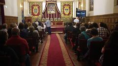 Universidad de Oviedo (Jusotil_1943) Tags: 20092016 oviedo aula magna tapices alfombra