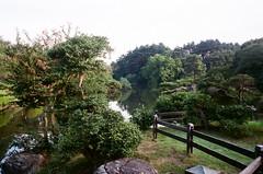 Shinjuku Gyoen, Japan (joshua alderson) Tags: fujifilm 35mm film fuji klassew klasse tokyo shinjuku japan park garden gyoen