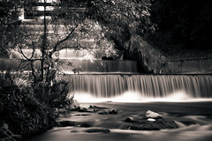 Postal (Sergio Lpez Fotgrafo) Tags: agua water cascada waterfall rbol naturaleza rio