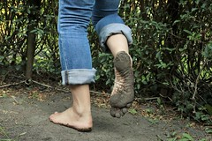 barefoot in nature 118 (dirtyfeet6811) Tags: feet soles barefoot dirtyfeet dirtysoles barefootinnature