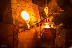 All Your Steel: Fire (UJMi) Tags: iron lahore pakistan steel steelmill fire industrial night sony nex nex7 electric furnace smelter hardwork ironwork idustry