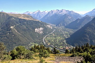 Vallée alpine