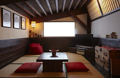 Japanese Room at Lodge tabi-tabi Hakuba