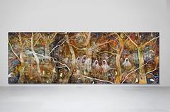 BOSQUE DE BIRNAM + TORRE MAYADO (Artist ·) Tags: art arte mayado torre alberto de la artist artwork exhibition exposiciones exposicione evento madrid spain galeria feria fair galerie galleries galeries artshow artnow artnext artexhibition
