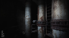 3... (As The Light Slowly Fades...) Tags: urbex rust factory forgotten abandoned derelict decay industry