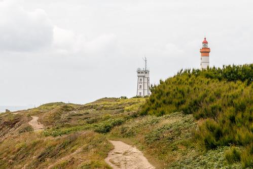 Phare et sémaphore de la pointe Saint-Mathieu