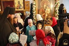 38. Church service in Svyatogorsk / Богослужение в храме г.Святогорска 09.10.2016