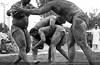 Akhara Series (Amna Yaseen) Tags: men pehlwan mud wrestlingarena 2016 lahore pakistan punjab traditional akhara