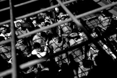 Try something new, never be predictable: Via Panam, migration in the America's, El Salvador (I Am Nikon Europe) Tags: elsalvadorimmigrantsgangviolencecrimedrugsprison quezaltepeque elsalvador photography tips photographytips nikon photographers storybehindtheshot back story prisoners monochrome blackandwhite