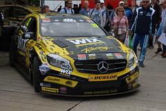 2016 Mercedes A-Class (Crackers250) Tags: 2016 goodwood festivalofspeed fos hillclimb motorsport racing car adammorgan mercedes a45 touringcar btcc britishtouringcarchampionship
