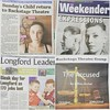 Just a snippet of all the #arts covered in this week's #longfordleader #whatson #longford #exhibition #expressions #overshadowed #btg #theaccused