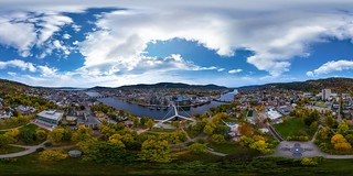 Drammen City - 360 degree image